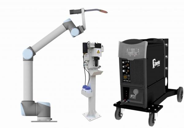 Synerbot CB MIG/MAG 400 A COMPACTA